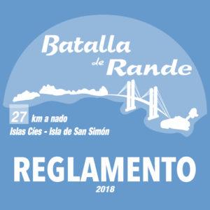Batalla de Rande: reglamento 2018