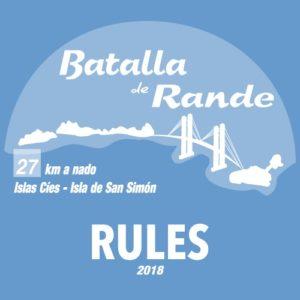 Batalla de Rande: Rules 2018